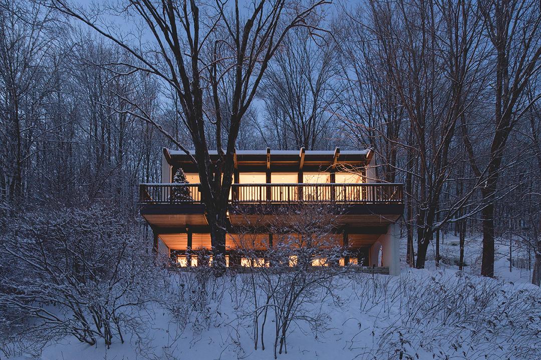Residence Maribou_Alain Carle Architecte _Raphael Thibodeau-02