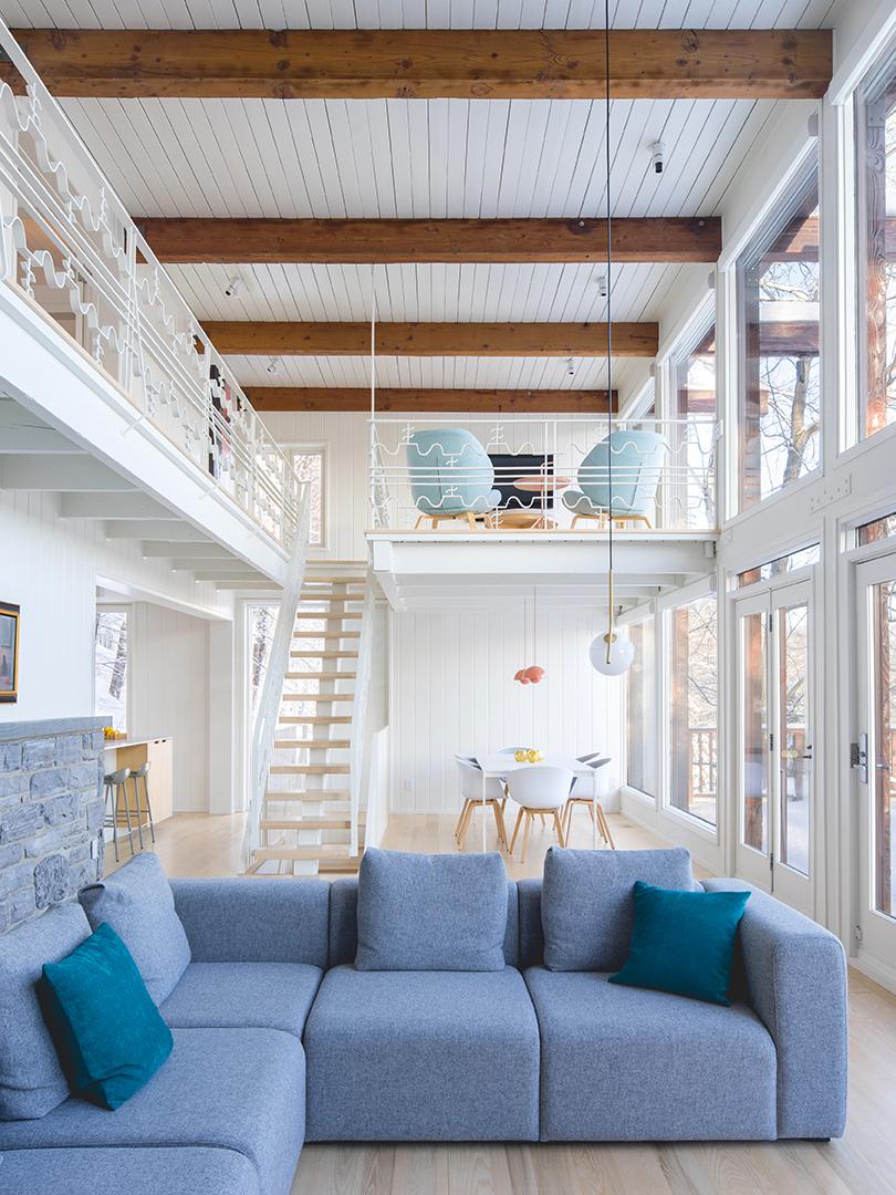 Residence Maribou_Alain Carle Architecte _Raphael Thibodeau-09