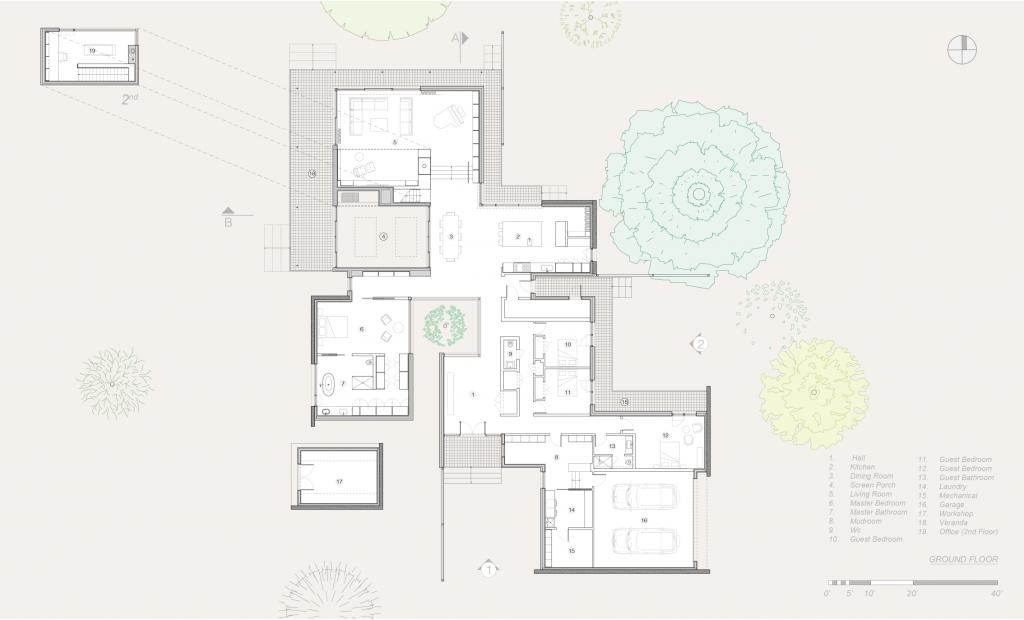 True North_Alain Carle Architecte_plan 13