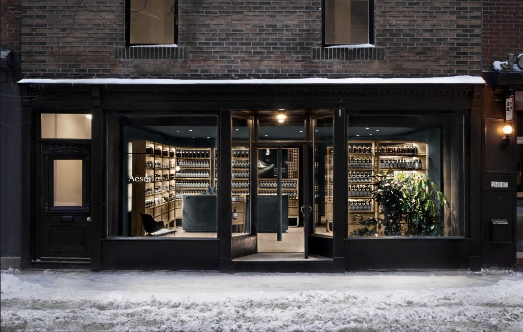 Aesop Store Petite Bourgogne 01