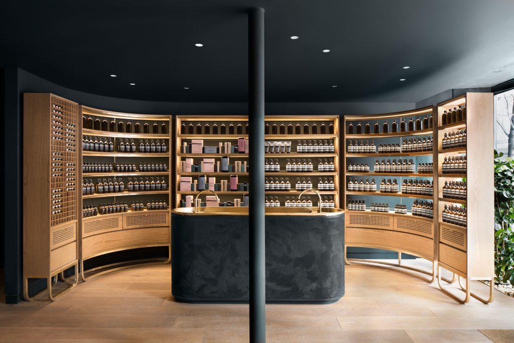 Aesop Store Petite Bourgogne 02