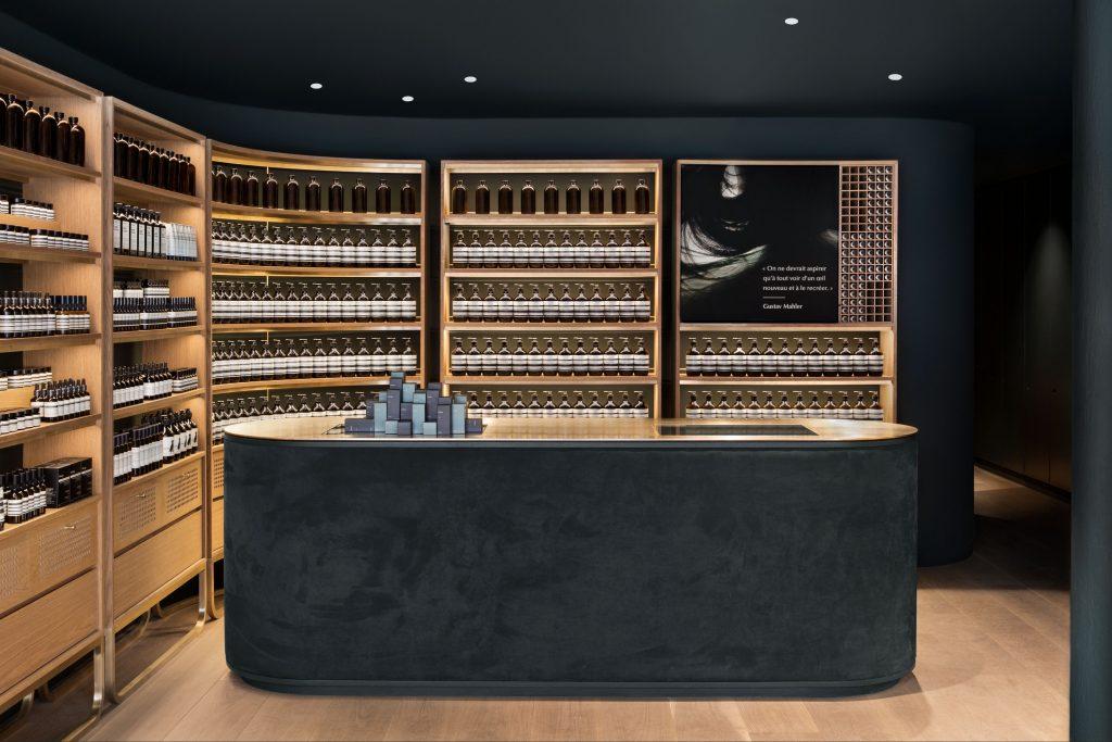 Aesop Store Petite Bourgogne 03