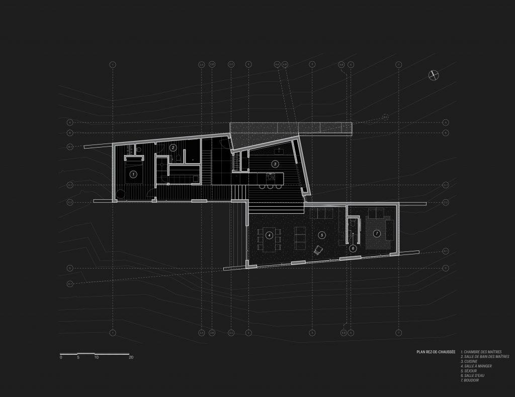 PLAN RDC_LES RORQUALS_1.2_ALAIN CARLE ARCHITECTE